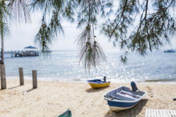 ペナン島 ビーチ