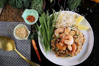 ペナン島 タイ料理