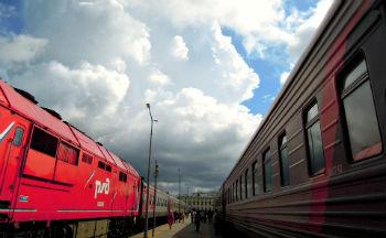 ペナン島 列車の旅