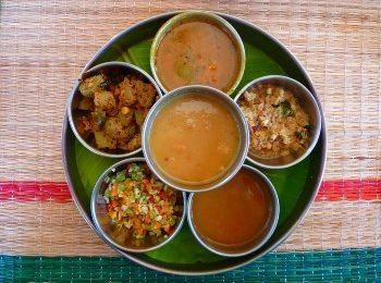 ペナン島 インド料理