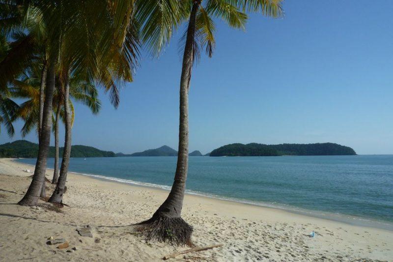 マレーシア パヤ島