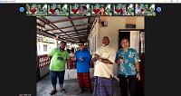マレーシア ココナッツクラブ