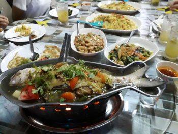 マレーシア ペナン島 タイ料理