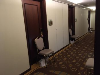 隔離ホテル